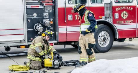 KyFirefighters com - Kentucky Fire Department Scanner